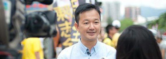 "Although many thinks he is a radical, Chan Chi-chuen prefers to be called an ""aggressive democrat"", which he defines as a democracy seeker who walks a slightly more confrontational path."