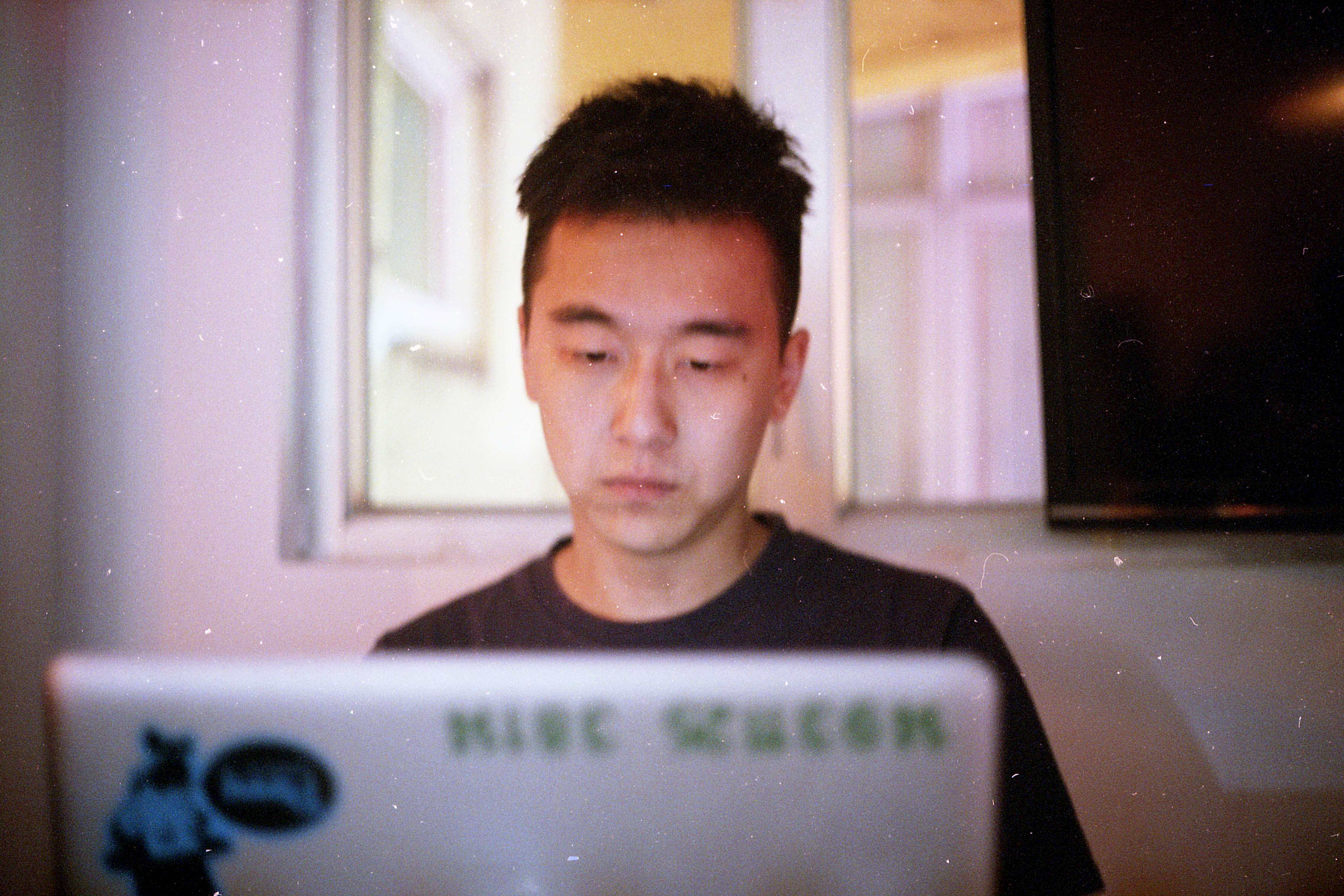 Nicky Chan, the founder of tgt gallery
